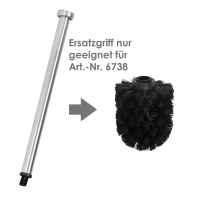 bremermann Bad-Serie PIAZZA - Ersatz-Bürstengriff, Edelstahl matt