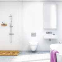bremermann Bad-Serie LUCENTE Toilettenpapierhalter 2in1 aus Edelstahl verchromt hochglänzend