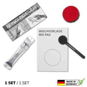 bremermann Klebe-Set für Klebe-Montage von...