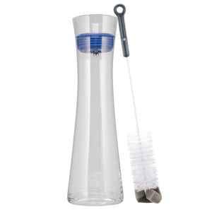 bremermann Glaskaraffe AMISA 1,2 Liter, Wasserkaraffe,...