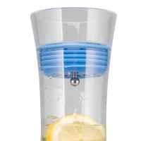 bremermann Glaskaraffe AMISA 1,2 Liter, Wasserkaraffe, transparent (Marina)