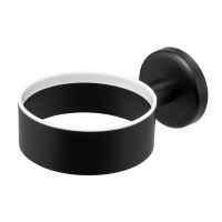 bremermann Bad-Serie PIAZZA BLACK - WC-Garnitur, matt schwarz