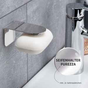 bremermann Magnet-Seifenhalter PUREZZA – frei...