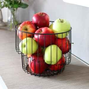bremermann Obstkorb, Drahtkorb, rund, Ø ca. 24 x...
