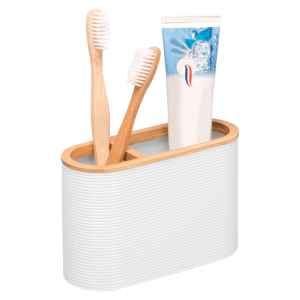 bremermann Zahnbürstenhalter SEGNO aus Bambus und...