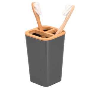 bremermann Zahnbürstenhalter CALVI aus Bambus und...