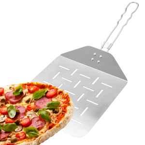 bremermann Pizzaheber, klappbarer Griff // Edelstahl, ca. 24 x 55 cm