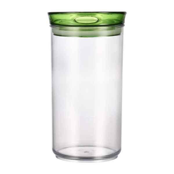 bremermann Vorratsdose, grün,  1200 ml Inhalt