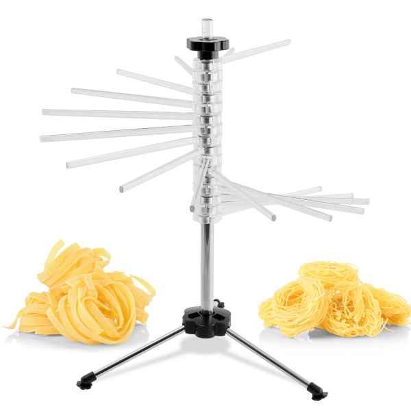 bremermann Nudeltrockner Nudelständer für selbstgemachte Pasta, faltbar