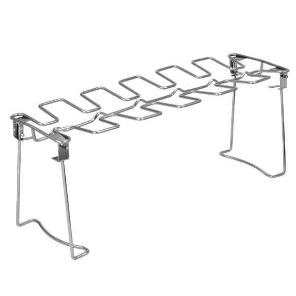 bremermann Hähnchenschenkel-Halter für 12 Keulen, aus Edelstahl