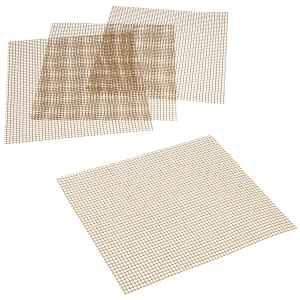 bremermann Grillmatte / Backmatte rechteckig 4er Set,...