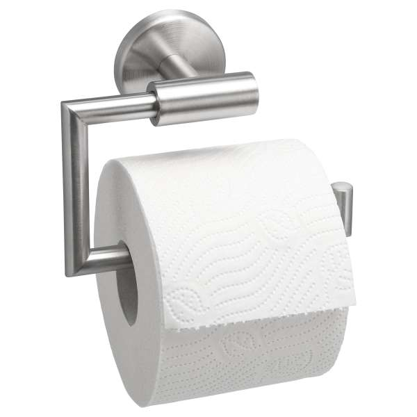 bremermann Bad-Serie PIAZZA - Toilettenpapierhalter, Edelstahl matt